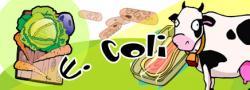 Escherichia Coli clipart bad bacteria