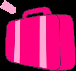 Suitcase clipart cartoon