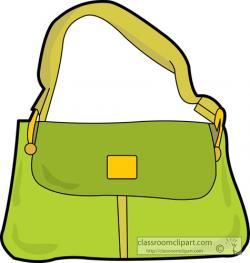 Purse clipart handbag