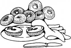 Roti clipart
