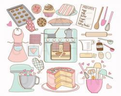 Baking clipart bake sale