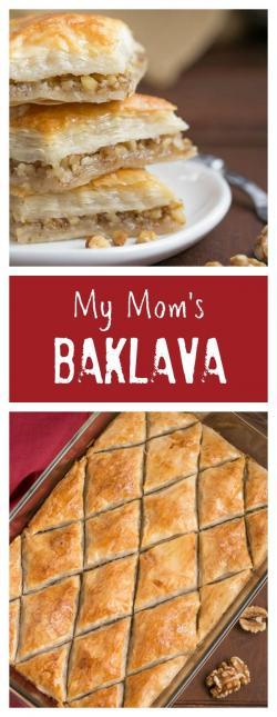 Baklava clipart armenian