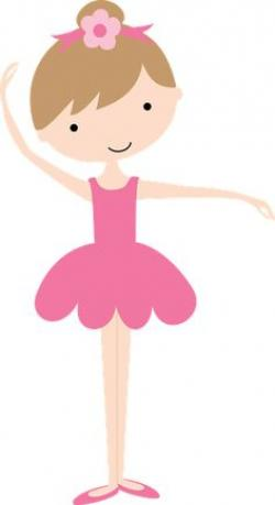 Little Girl clipart ballerina