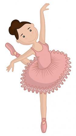 Ballet clipart ballerina