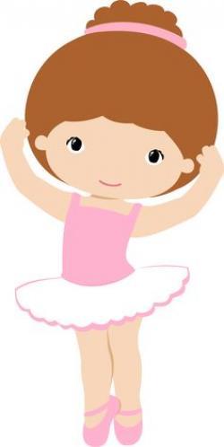 Ballerine clipart cute