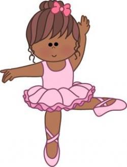 Ballerine clipart kid ballet