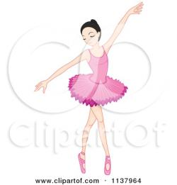 Ballet clipart cartoon