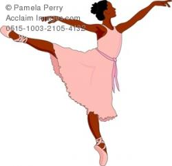 Ballet clipart dance recital