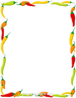 Pepper clipart
