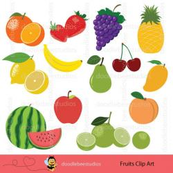 Lemon clipart basket mango