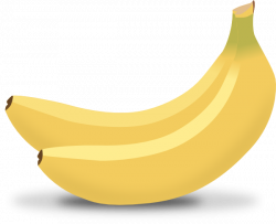 Banana clipart rambutan