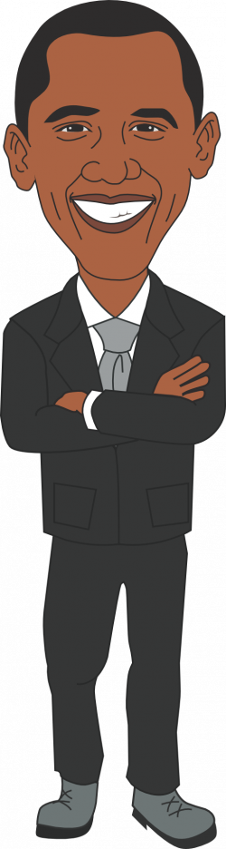 Presidents clipart caricature