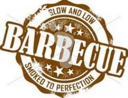Barbecue Sauce clipart border