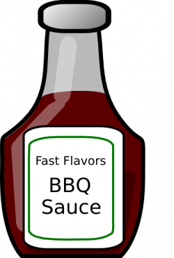 Barbecue Sauce clipart