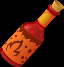 Sause clipart hot sauce