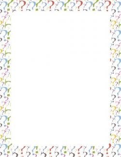 Marshmellow clipart border