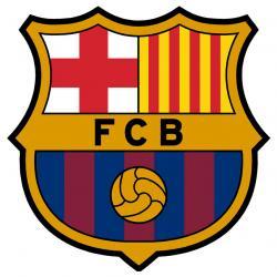 Barcelona clipart Barcelona Soccer Clipart