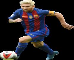Barcelona clipart Messi Clipart