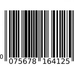 Coding clipart barcode