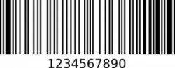 Barcode clipart code