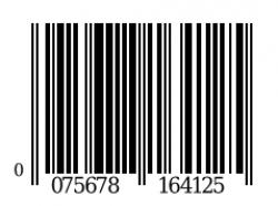Barcode clipart ean 13