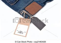 Barcode clipart price tag