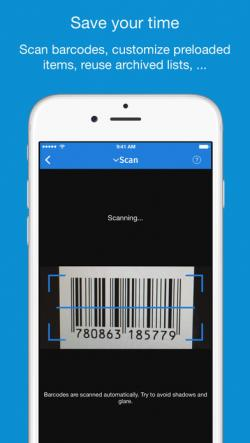 Barcode clipart scannable