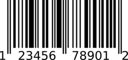 Barcode clipart special