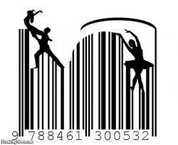 Barcode clipart the economist magazine