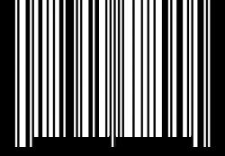 Barcode clipart transparent