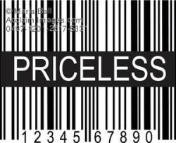 Barcode clipart upc code