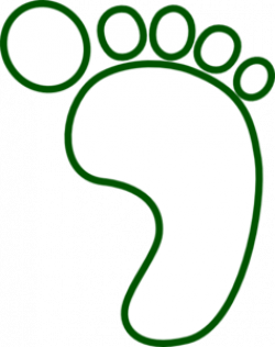 Barefoot clipart
