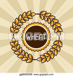 Barley clipart agriculture