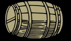 Rum clipart keg