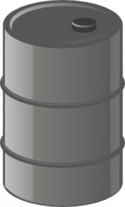 Barrel clipart water drum