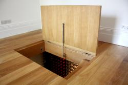 Basement clipart trap door
