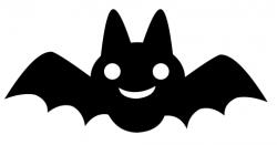 Fangs clipart bat