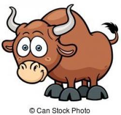 Bulls clipart