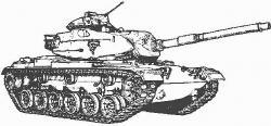 Drawn tank