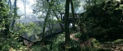 Battlefield clipart forest