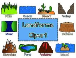 Cliff clipart
