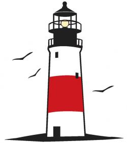 Cilff clipart lighthouse