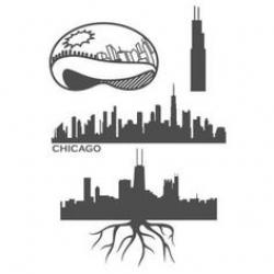 Chicago Clipart Bean