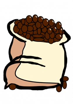 Cocoa Bean clipart coffee plant