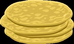 Beans clipart tortilla
