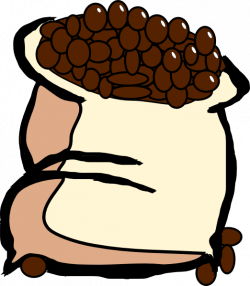 Cocoa Bean clipart animated