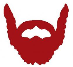 Red Hair clipart beard