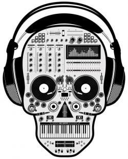 Beats clipart dj turntables