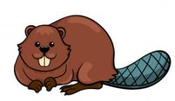 Nutria clipart squirrel cartoon