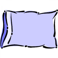 Cushion clipart pillow blanket